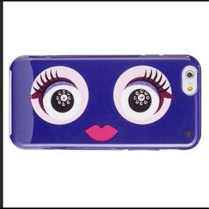 Kate Spade jeweled monster case I- phone 7